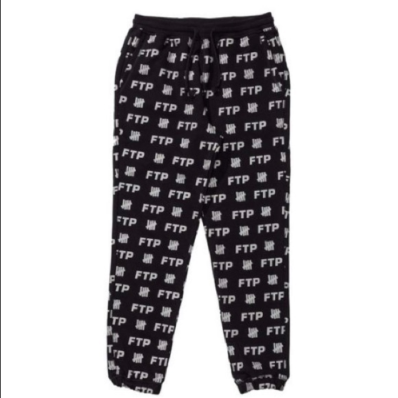 c9bb80fb ftp Pants | X Undefeated Size Medium | Poshmark